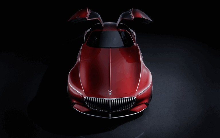 2016 Mercedes-Maybach 6 vision 451339