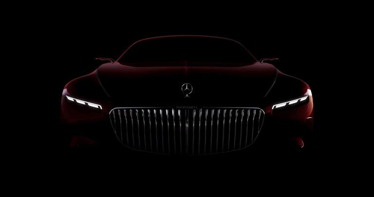 2016 Mercedes-Maybach 6 vision 451340