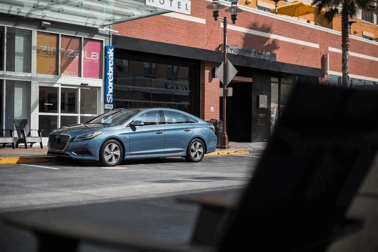 2017 Hyundai Sonata Plug-In Hybrid 451442