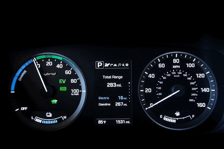2017 Hyundai Sonata Plug-In Hybrid 451464
