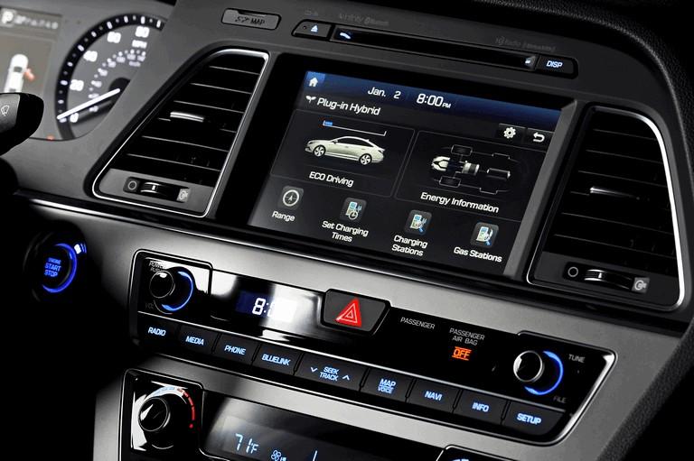 2017 Hyundai Sonata Plug-In Hybrid 451484
