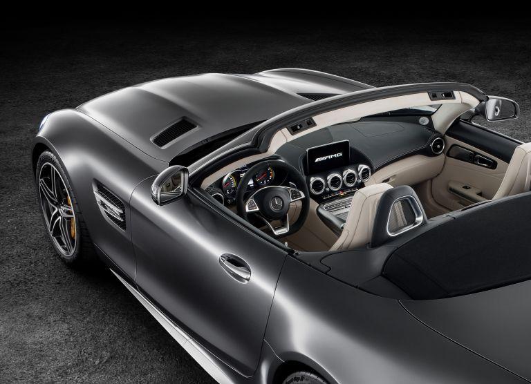 2017 Mercedes-AMG GT C roadster 523857