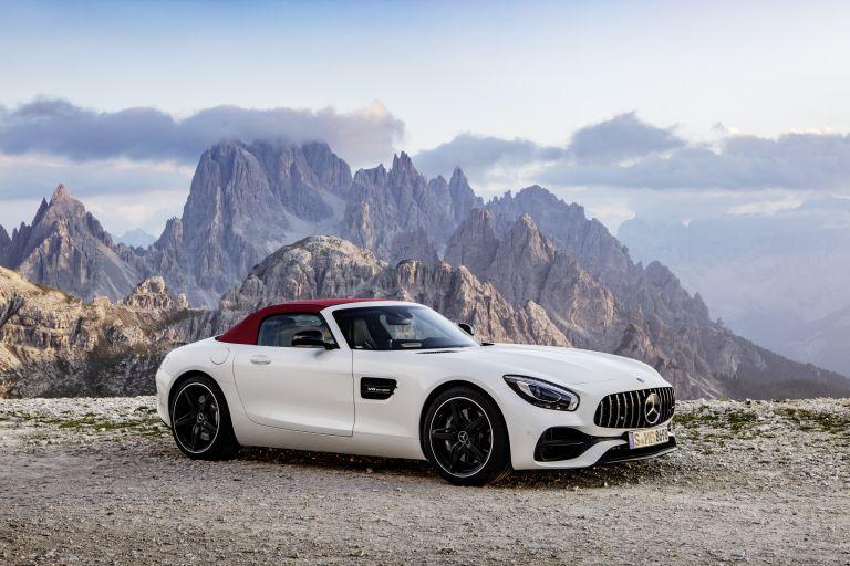 2017 Mercedes-AMG GT C roadster 523863