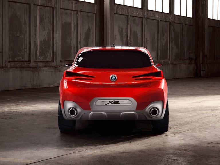 2016 BMW Concept X2 452603
