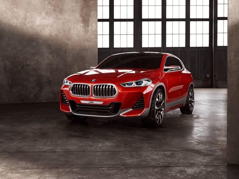 2016 BMW Concept X2 452604