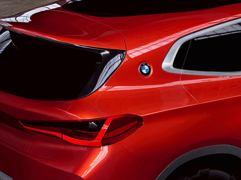 2016 BMW Concept X2 452609