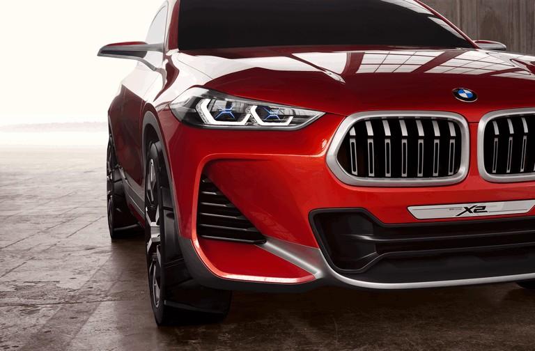 2016 BMW Concept X2 452610
