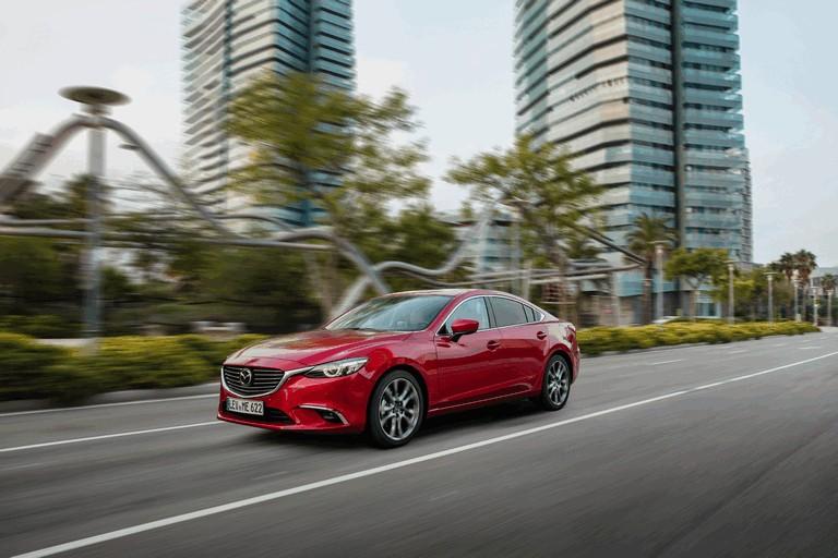 2016 Mazda 6 sedan 452168