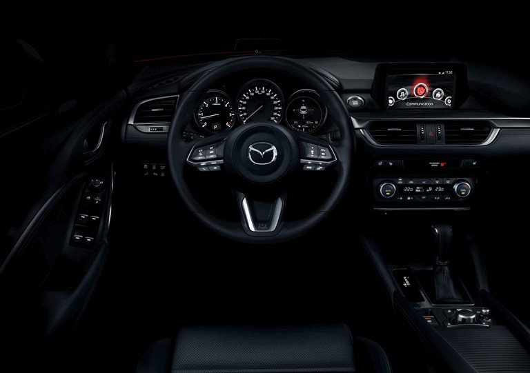 2016 Mazda 6 sedan 452187