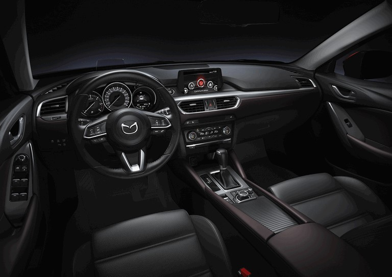 2016 Mazda 6 sedan 452203