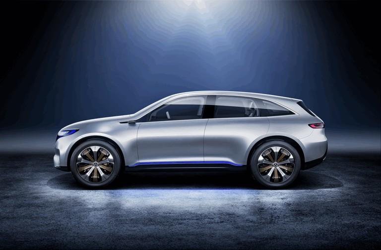 2016 Mercedes-Benz Generation EQ concept 451982