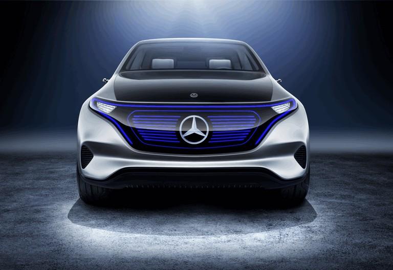 2016 Mercedes-Benz Generation EQ concept 451985