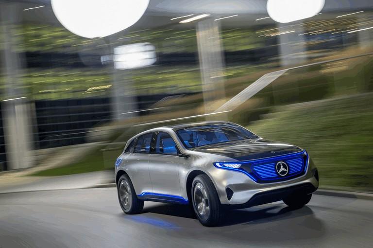 2016 Mercedes-Benz Generation EQ concept 451988