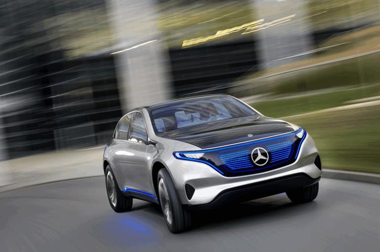 2016 Mercedes-Benz Generation EQ concept 451989