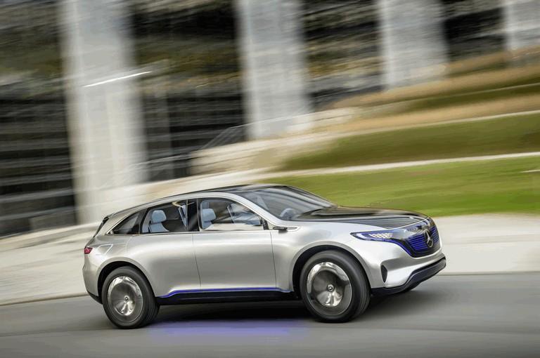 2016 Mercedes-Benz Generation EQ concept 451993