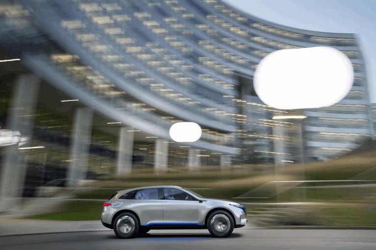 2016 Mercedes-Benz Generation EQ concept 451994