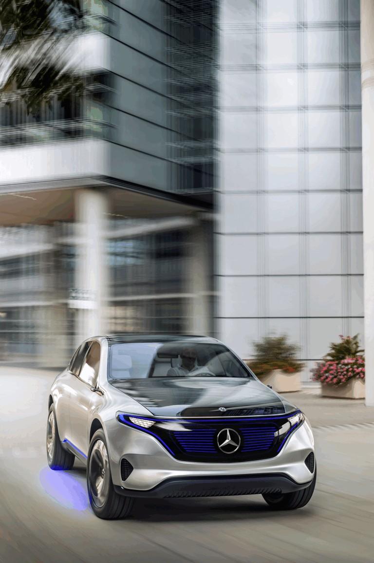 2016 Mercedes-Benz Generation EQ concept 451996