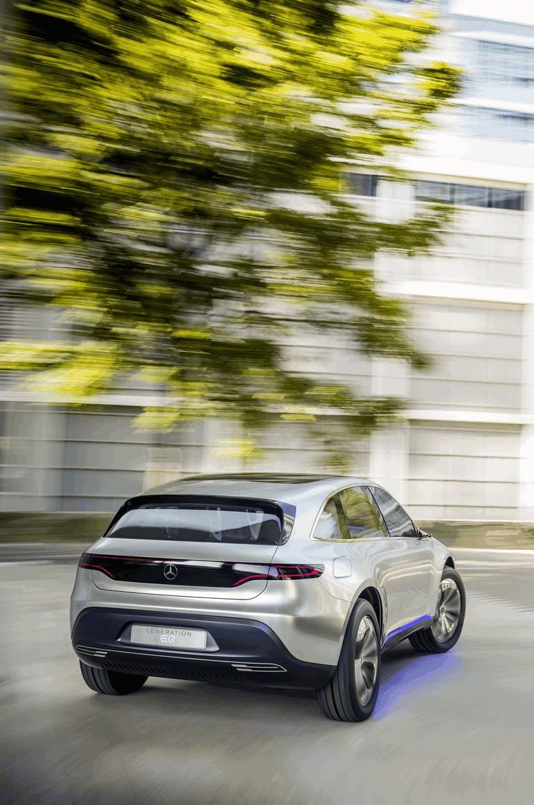 2016 Mercedes-Benz Generation EQ concept 451997