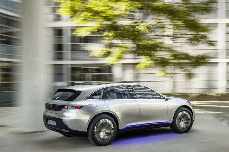 2016 Mercedes-Benz Generation EQ concept 451999