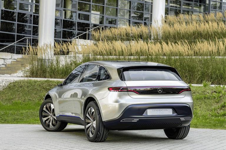 2016 Mercedes-Benz Generation EQ concept 452000