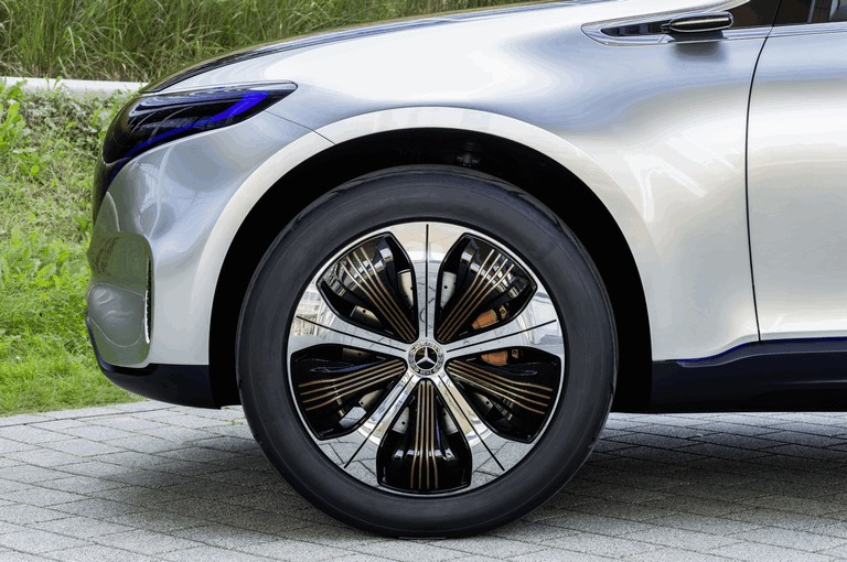 2016 Mercedes-Benz Generation EQ concept 452009
