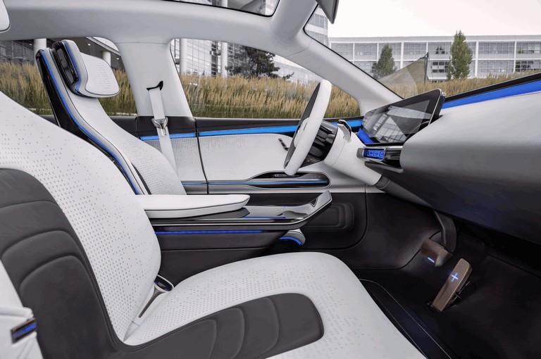 2016 Mercedes-Benz Generation EQ concept 452011