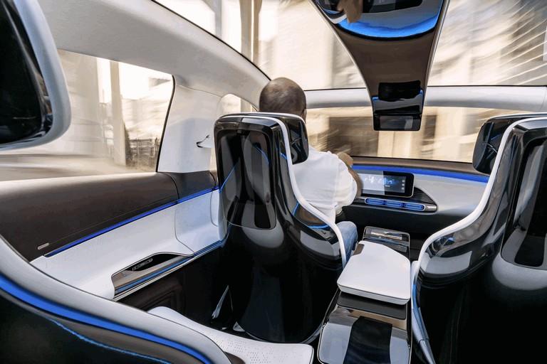 2016 Mercedes-Benz Generation EQ concept 452012