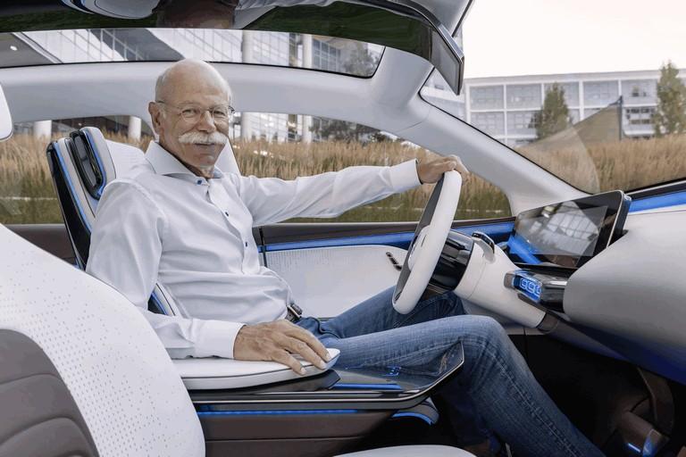 2016 Mercedes-Benz Generation EQ concept 452013