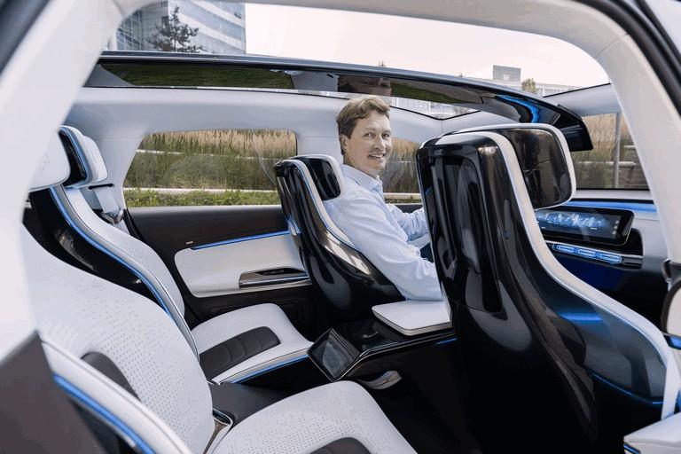 2016 Mercedes-Benz Generation EQ concept 452015
