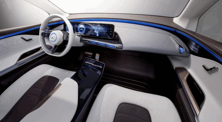 2016 Mercedes-Benz Generation EQ concept 452017