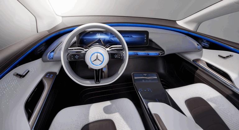 2016 Mercedes-Benz Generation EQ concept 452018