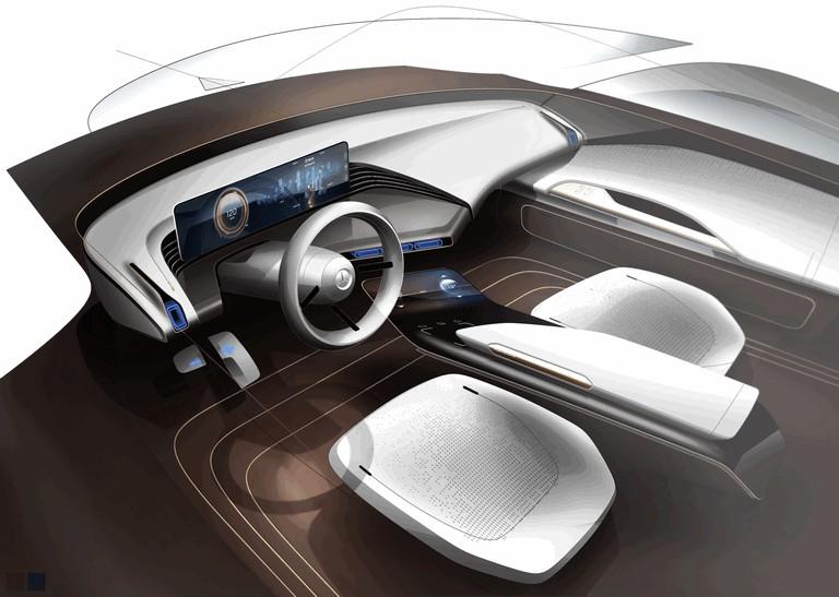 2016 Mercedes-Benz Generation EQ concept 452025