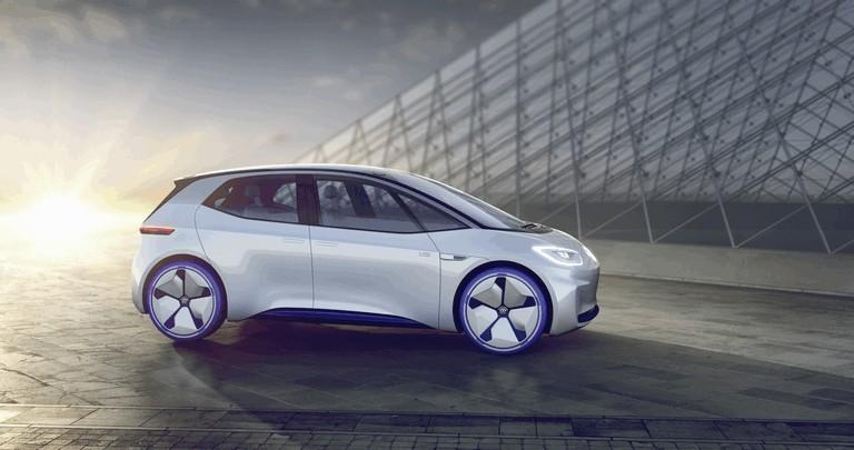2016 Volkswagen I.D. electric concept car 453002