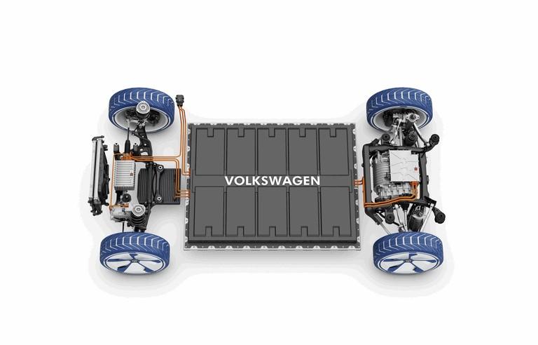 2016 Volkswagen I.D. electric concept car 453018
