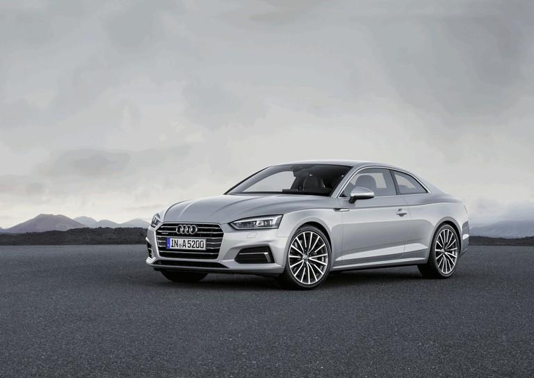 2017 Audi A5 coupé 453029