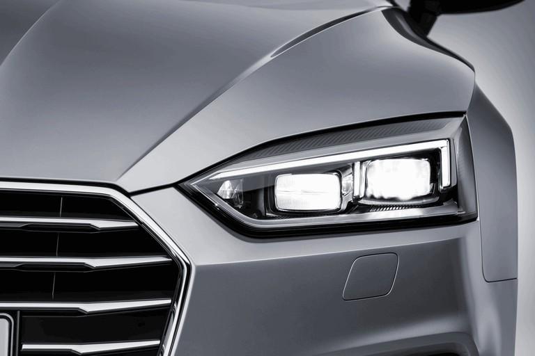2017 Audi A5 coupé 453046