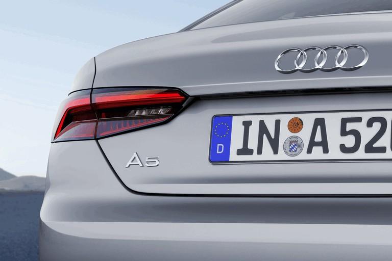 2017 Audi A5 coupé 453050