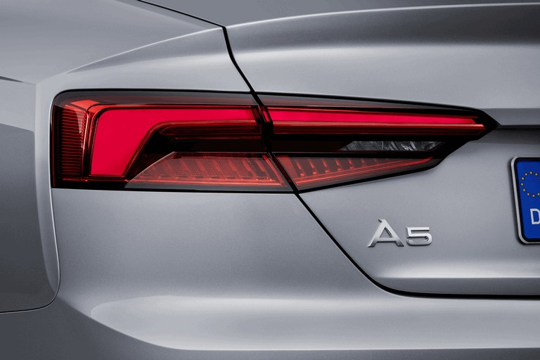 2017 Audi A5 coupé 453051