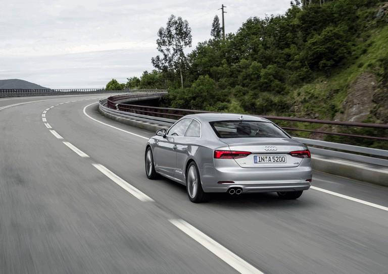 2017 Audi A5 coupé 453060