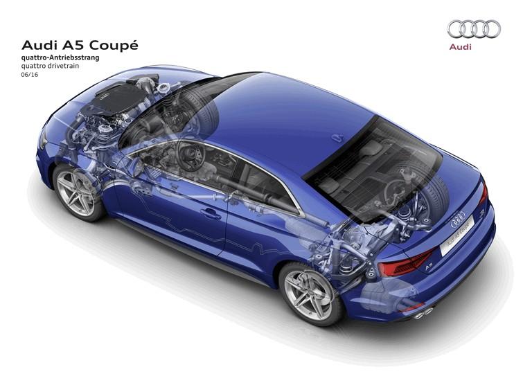 2017 Audi A5 coupé 453097