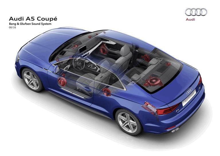 2017 Audi A5 coupé 453099