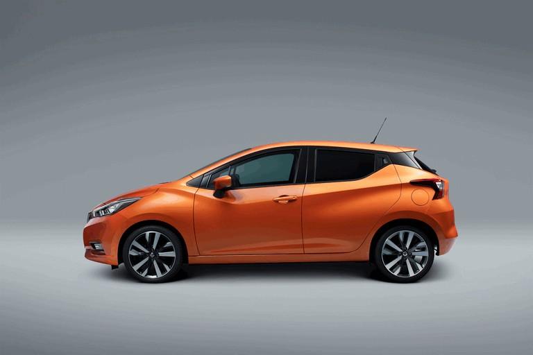 2017 Nissan Micra ( 5th gen. ) 453347