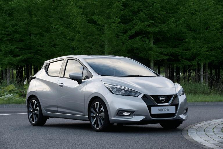 2017 Nissan Micra ( 5th gen. ) 453355
