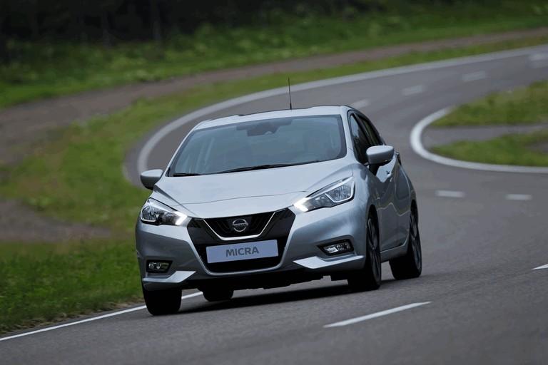 2017 Nissan Micra ( 5th gen. ) 453359
