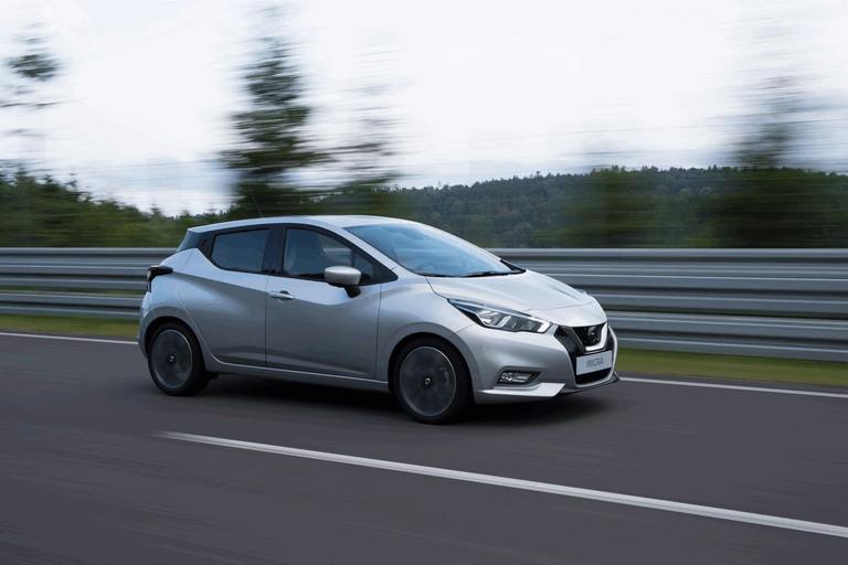 2017 Nissan Micra ( 5th gen. ) 453365