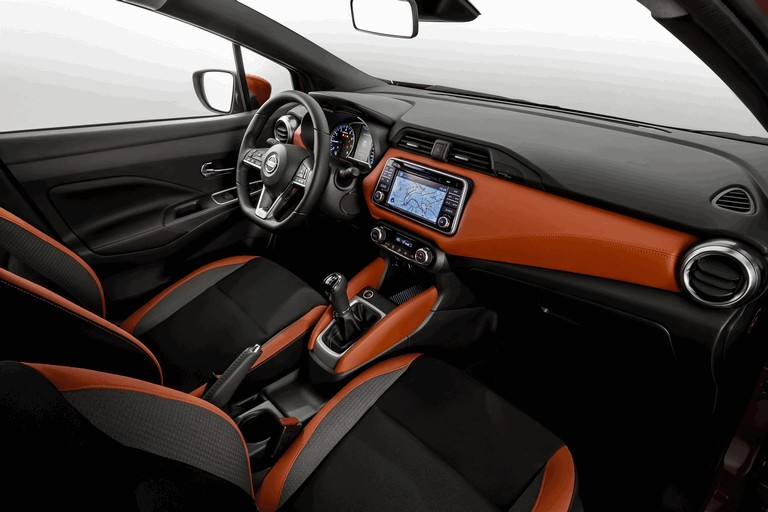 2017 Nissan Micra ( 5th gen. ) 453368