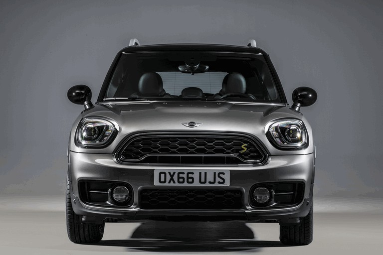 2016 Mini Cooper S E Countryman ALL4 453422