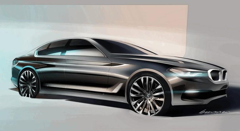 2016 BMW 520d EfficientDynamics Edition 454458