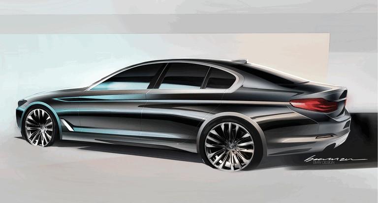 2016 BMW 520d EfficientDynamics Edition 454459