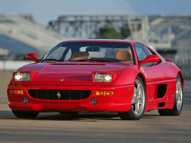 1995 Ferrari F355 Berlinetta 195931 Best Quality Free High Resolution Car Images Mad4wheels